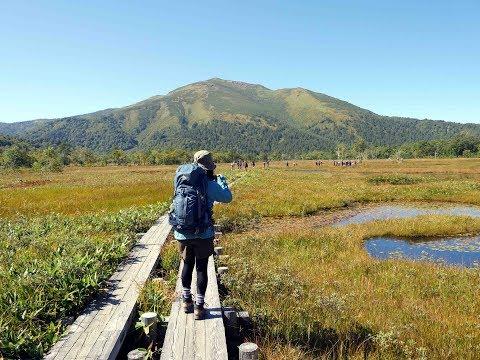 尾瀬国立公園 2017年9月23日〜24日