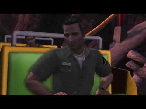 Walkthrough Gameplay: THE RIDE Episode 2 The Cavalry (Jurassic Park The Game Part 19)