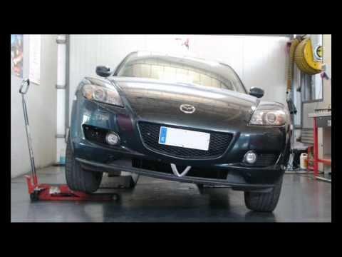 Mazda RX-8: Cómo cambiar el aceite al motor (Rotarypit.com)