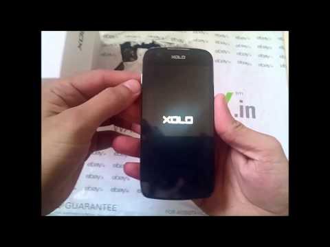 XOLO Q700S Unboxing 1GB RAM worth buying - ebay