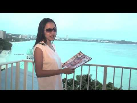 MOCHA USON: Hotel room in Guam