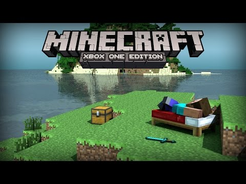 Xbox One- Minecraft- This is The RACE!