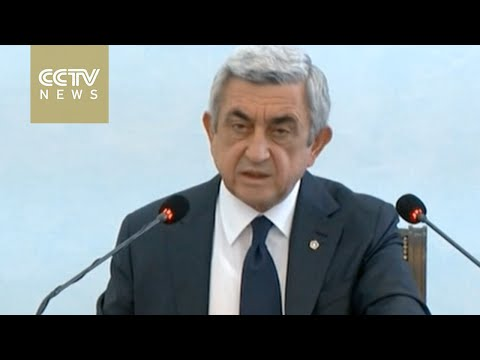 Armenian president calls for ceasefire as Nagorno-Karabakh fighting continues