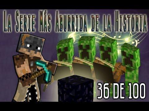 LA SERIE MAS ABURRIDA DE LA HISTORIA - Episodio 36 de 100 - Arqueros