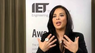 2011 Present Around the World Award Host - Liz Bonnin