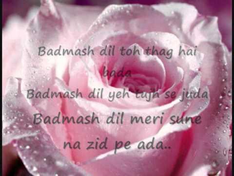 Saathiya lyrics-Singham