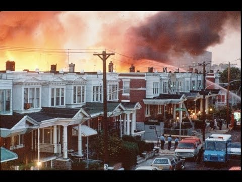 The Bombing of West Philly - 5/13/85