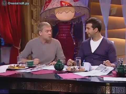 Шутки юмора от позитивного Сергейа Светлакова