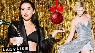 We Style Each Other For The Holiday Party • Ladylike