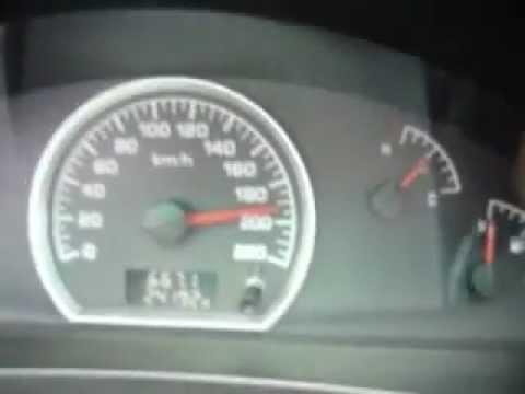 Lifan 520 1,6 Tritec 0-200 km/h