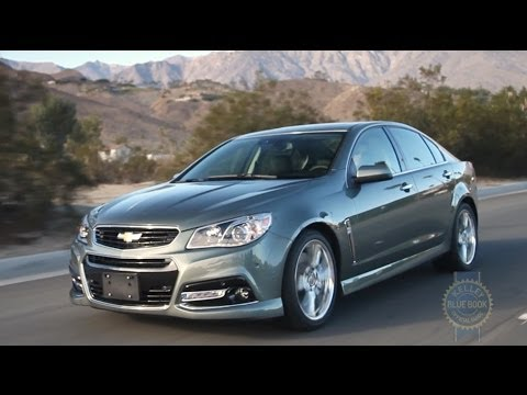 2015 Chevy SS - Review & Road Test