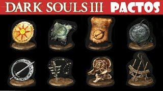 Dark Souls 3: TODOS LOS PACTOS EXPLICADOS (Guia de juramentos)