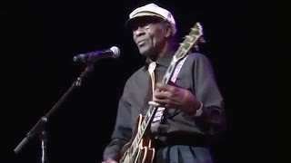 Falleció Chuck Berry, pionero del rock