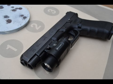 Glock 34 Gen 4 Shooting Review
