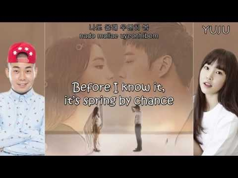 Loco & Yuju - Spring is Gone by Chance (The girl who sees smell OST) Lyrics (Han+Rom+Eng)