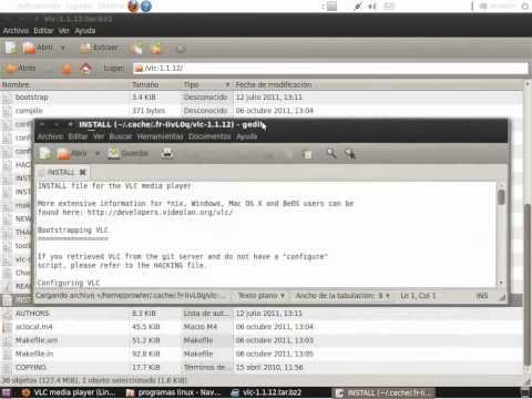 Como instalar programas facilmente en Linux ubuntu