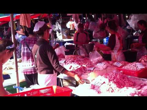 Bangkok KlongToey Market