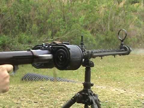 ww2 japanese machine guns