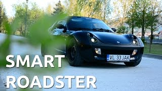 Smart Roadster 2006 Review (I got hit while reviewing this car...)