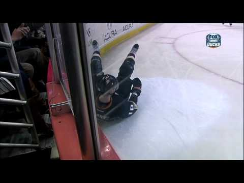 Corey Perry goal 1-0 Mar 6 2013 Phoenix Coyotes vs Anaheim Ducks NHL Hockey