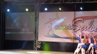 COLOMBIAN SALSA Y SALSA NAMAMEDELLIN 2013