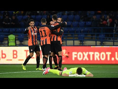 Shakhtar 2-0 Karpaty. Highlights (1/10/2017)