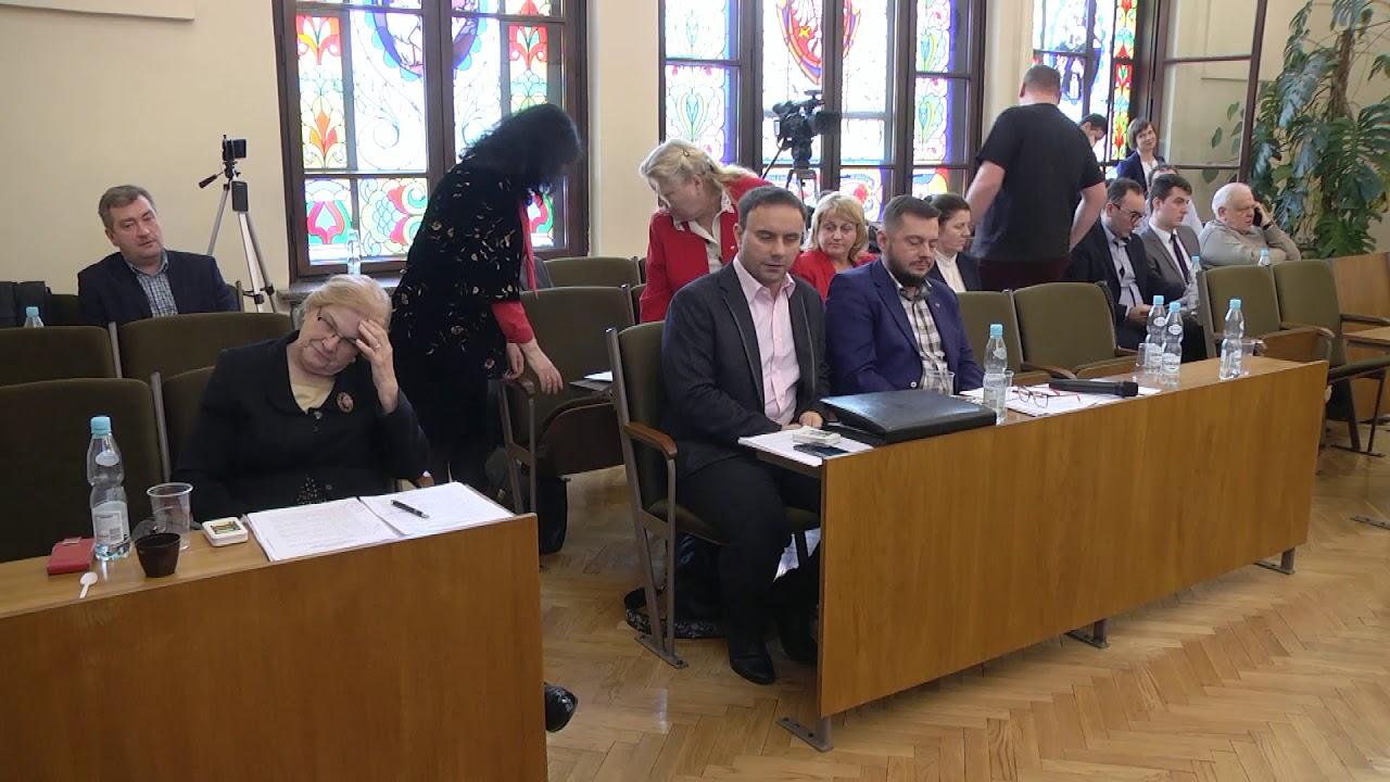 IX sesja Rady Miejskiej w Świętochłowicach - część 2