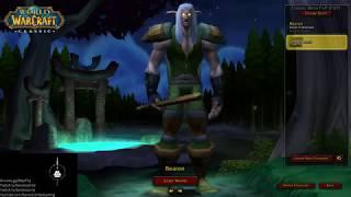 WoW #113 - Classic WoW Beta - Night Elf Druid - Level 21-23 - Deadmines + Lakeshire