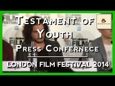Kit Harington on preparing for 'Testament of Youth' versus 'Game of Thrones'   B