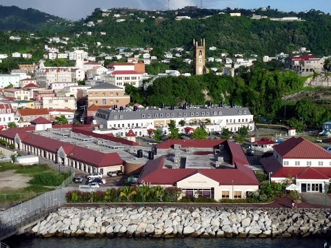 Grenada St George's Highlights and Scenic Drive