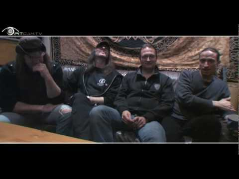 Gamma Ray - Interview mit Kai Hansen, Henjo Richter, Dirk Schlächter, Dan Zimmermann by pitcam.tv