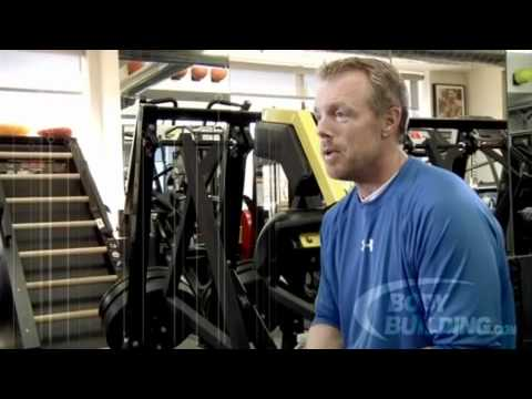 Celebrity Trainer Gunnar Peterson Trains Sly for the Expendables - Bodybuilding.com
