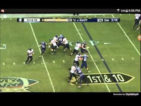 Army - Navy Football - Highlights