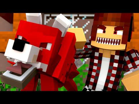 Minecraft: CACHORRO REVERSO !! - Casa Dos Youtubers #17