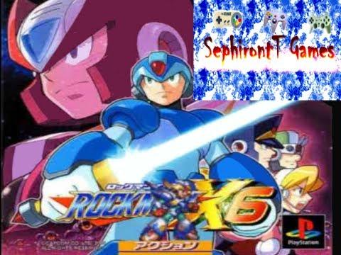 Megaman X6 en Espa ñol - Complete Game [PSX]