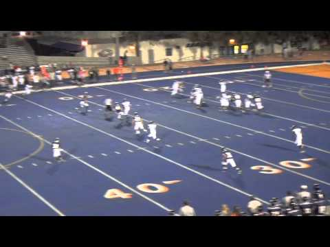 A few highlights from The Gauchos match-up with Chaminade High School (2014)