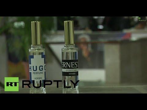 Cuba: This perfume makes you smell like Hugo Chavez