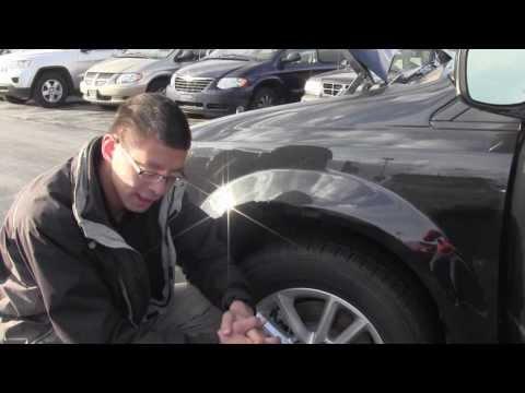 Spare tire. 2014 Dodge Grand Caravan - Appleton WI - Van Horn