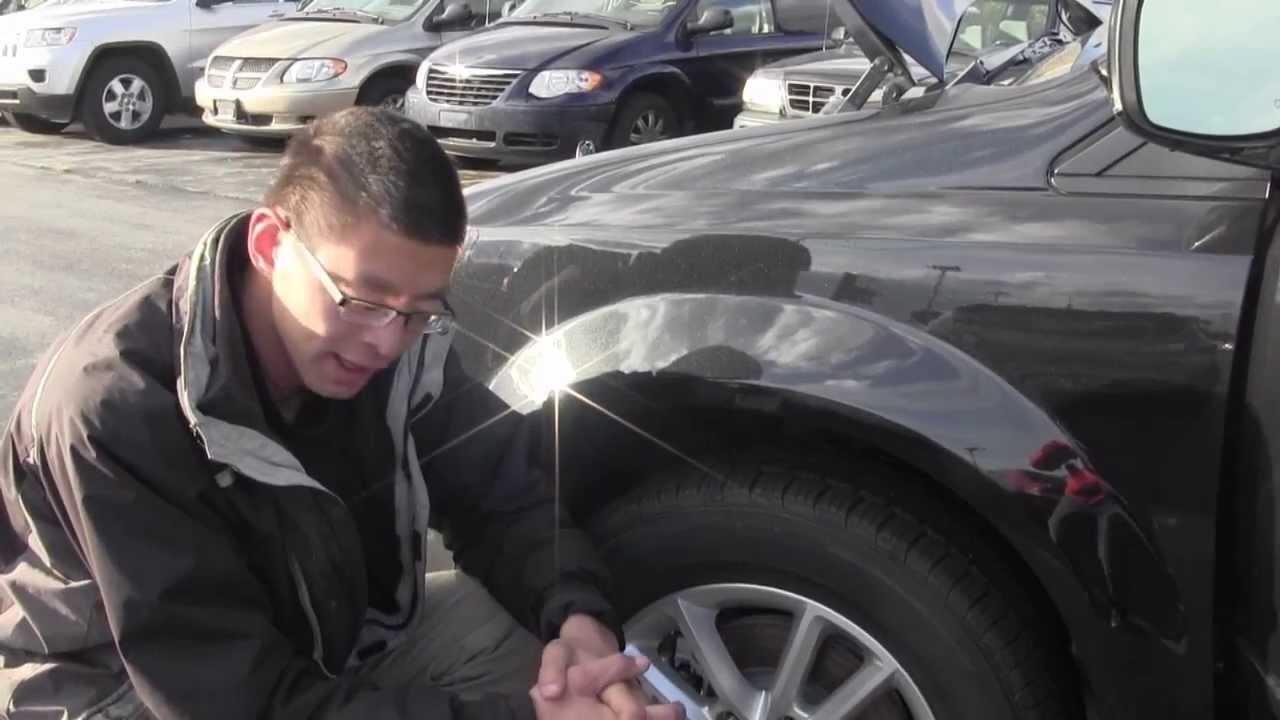 spare tire  dodge grand caravan appleton wi van horn youtube