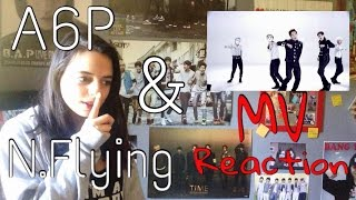 A6P - Face Off + N.Flying - Awesome MV Reaction