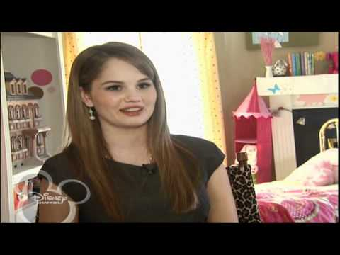 Disney Channel Sweden - Debby Ryan : 16 Wishes - Movie Preview video