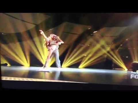 Unchained Melody SYTYCD by Matthew and Audrey 7.11.2012