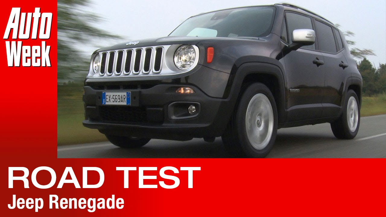 jeep renegade road test english subtitled youtube. Black Bedroom Furniture Sets. Home Design Ideas
