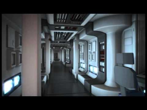 Spacecraft / Spaceship/ Spaceship Interior 3D Models  3ds, max, obj, lwo, c4d - YouTube