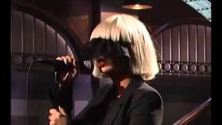 Sia   Chandelier live vocals mic feed SNL VIDEO