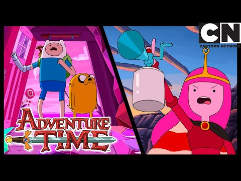 Adventure Time | Every Episode Ever - Season 9 & 10 | Cartoon Network
