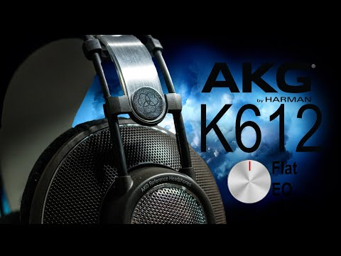 Headphones That Get Better Over Time | AKG K612 Pro Reference Class Headphones Review