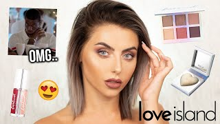 OMG! TESTING LOVE ISLAND / LOVE BURST MAKEUP! I WAS SHOOK.. FIRST IMPRESSIONS + REVIEW!
