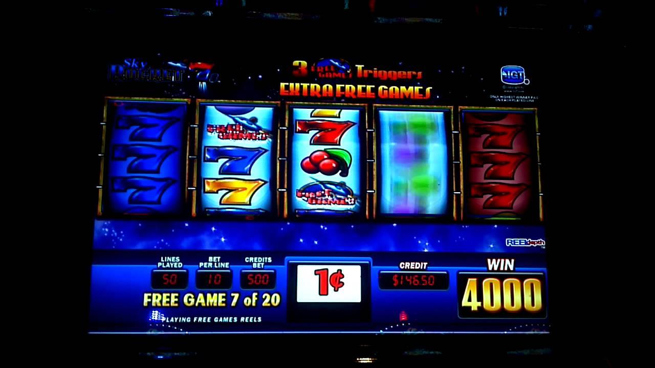 7s slot machine