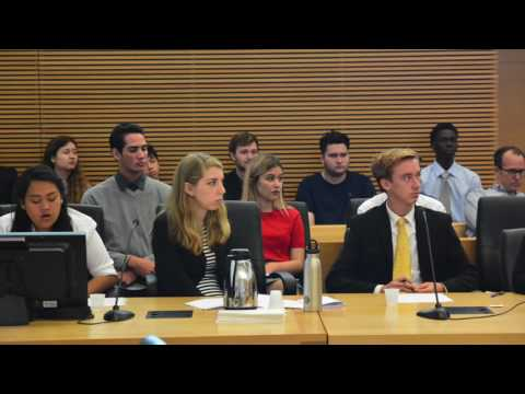 Edward Snowden-  Mock Trial - Afternoon Class